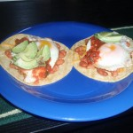 Heuvos Rancheros