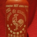 Huy Fong's Sriracha Hot Chili Paste