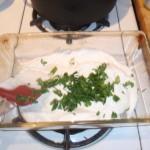 Prepping Marinade